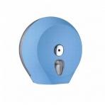 Zásobník toaletního papíru JUMBO 28 COLORED, modrý