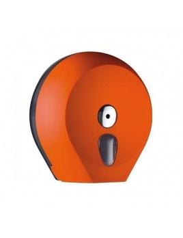 Zásobník toaletního papíru JUMBO 23 COLORED, oranžový