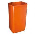 Koš plastový COLORED 23l, oranžový