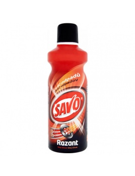 SAVO RAZANT gel 1 000 ml