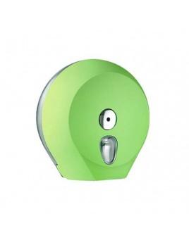 Zásobník toaletního papíru JUMBO 28 COLORED, zelený