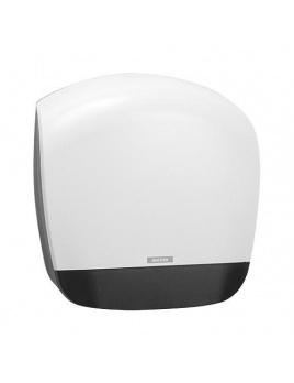 Zásobník toaletního papíru JUMBO 19 KATRIN, bílý, plastový