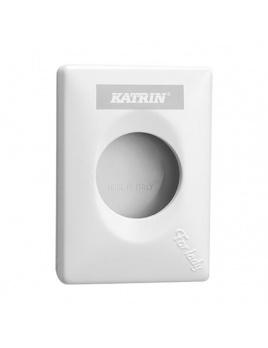 Zásobník na hygienické sáčky KATRIN, bílý