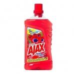 AJAX 1 000 ml na podlahy, Red Flowers