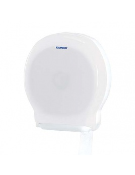 Zásobník toaletního papíru JUMBO 28 KAMIKO QTS, bílý, plastový