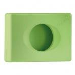 Zásobník na hygienické sáčky COLORED, zelený