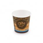 Kelímek papírový COFFE 2 GO 0,11 l, 50 ks/balení