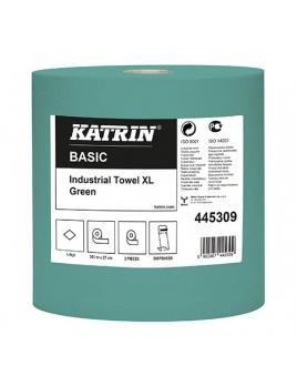Průmyselná role GREEN Basic 1vr./360 m, zelená, KATRIN