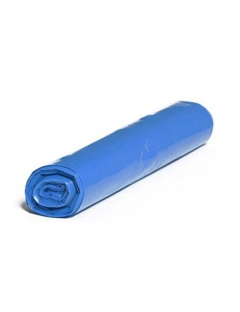 Pytel LPDE 70 x 110 cm, 25 ks/bal., typ 40, modrý