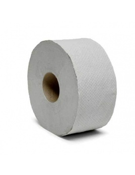 Toaletní papír JUMBO 28 natural, recyklát, 1vr., 350 m
