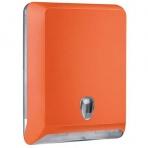 Zásobníka ručníků  V COLORED, oranžový