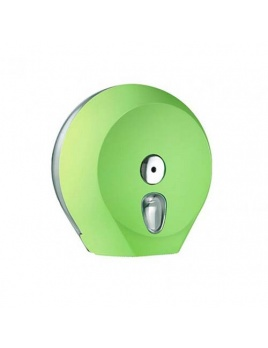 Zásobník toaletního papíru JUMBO 23 COLORED, zelený