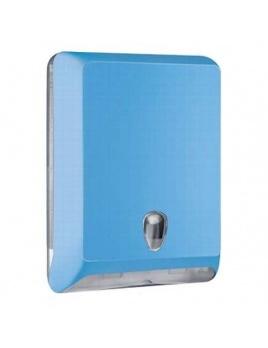 Zásobníka ručníků  V COLORED, modrý