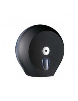 Zásobník toaletního papíru JUMBO 23 COLORED, černý