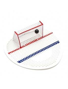 Vložka do pisoáru gumová s hokejovou brankou