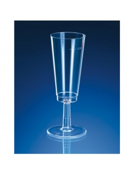 Kelímek krystal na šampaňské 0,1 l , 6 ks/balení