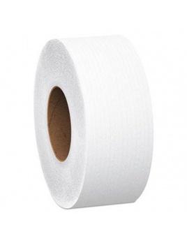Toaletní papír JUMBO 19 bílá, celulóza, 2vr., 125 m