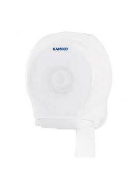 Zásobník toaletního papíru JUMBO 19 KAMIKO QTS, bílý, plastový