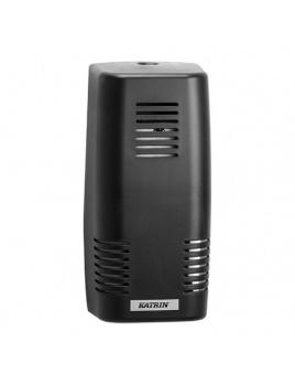 Ventilátorový osvěžovač vzduchu Katrin Easy, černý
