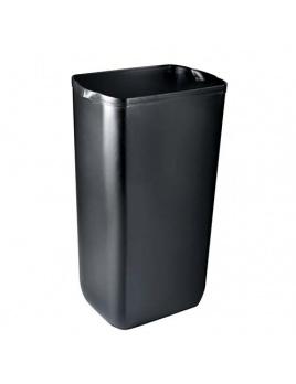 Koš plastový COLORED 23l, černý
