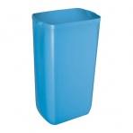 Koš plastový COLORED 23l, modrý